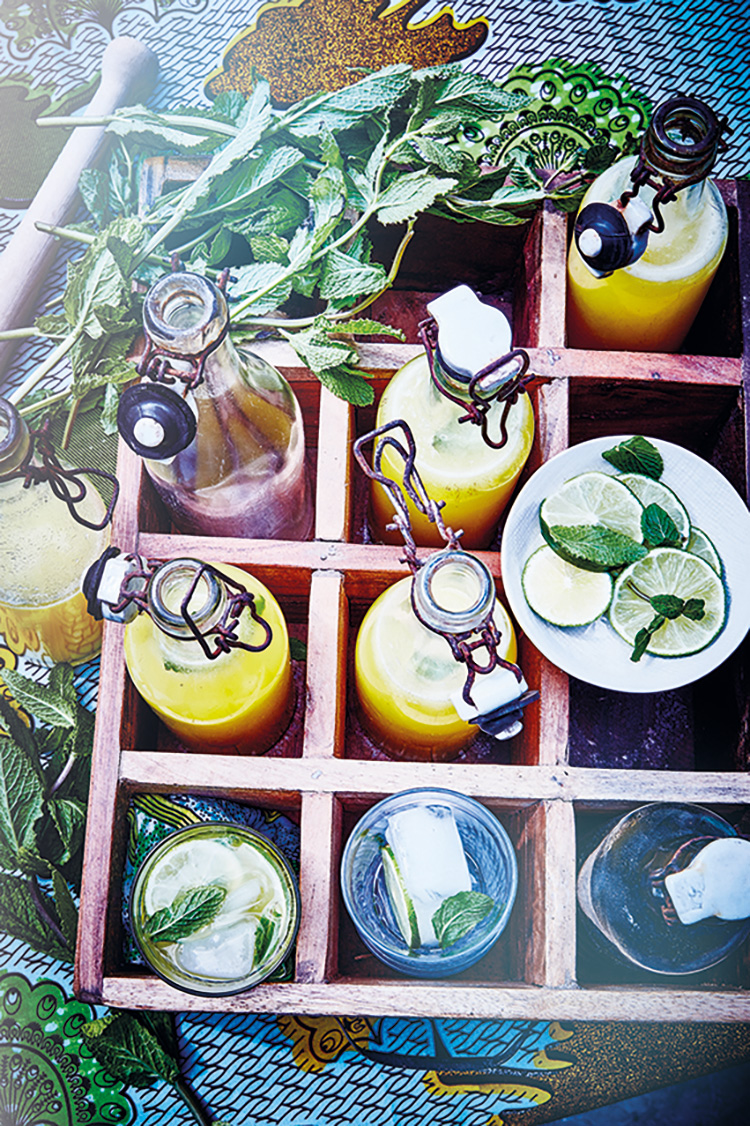 Photo de boissons par Sophie Dupuis-Gaulier