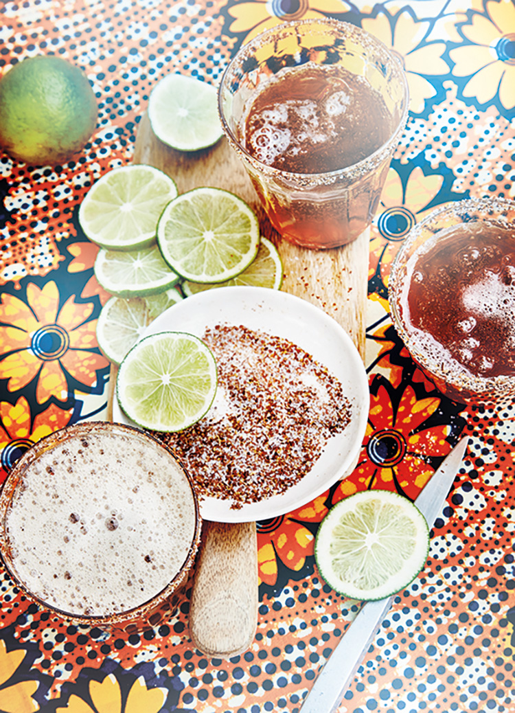 Photo de Michelada par Sophie Dupuis-Gaulier