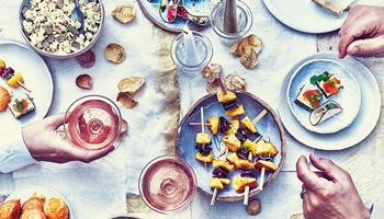 Image de couverture du projet Accords mets et champagne