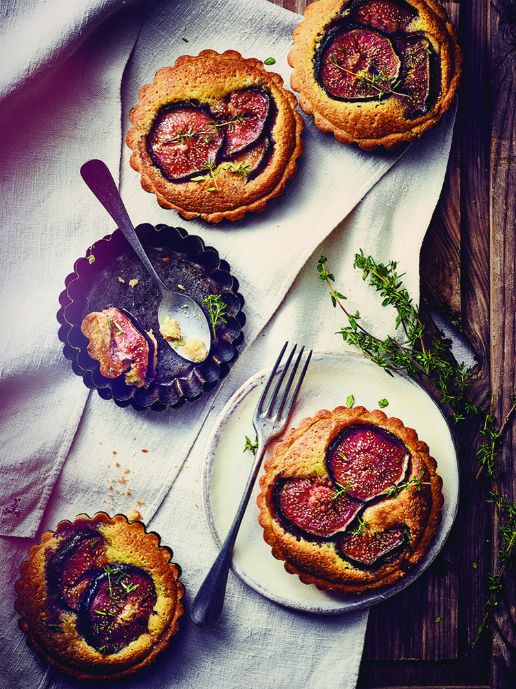 photo tartelettes aux figues