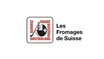 logo les fromages de suisse