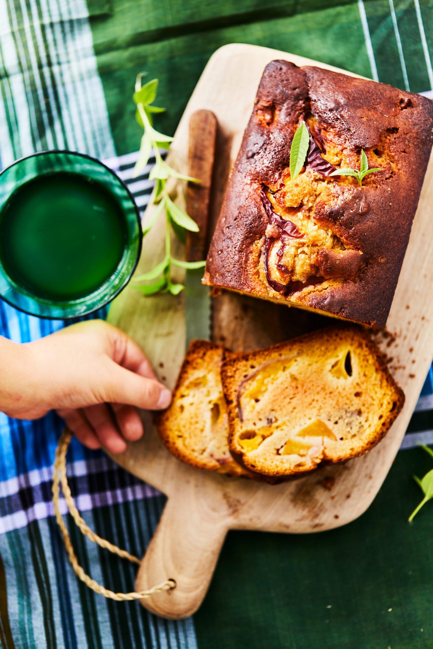 photo cake nectarine